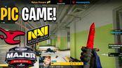 【CSGO】EPIC GAME!! - NaVi vs Mousesports - Starladder Berlin MAJOR - BEST MOMENTS