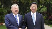 新闻直播间之习近平欢迎哈萨克斯坦总统访华