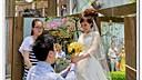 2013年6月2日靖靖、秋秋结婚花絮5(春光美)