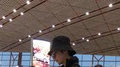 机场碰到王瑞昌