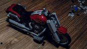 LEGO_Harley-Davidson Fat Boy