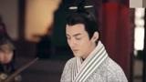 骊歌从吕不韦口中得知了自己一直被欺骗利用,悲愤之下撞向嬴政的剑以死谢罪