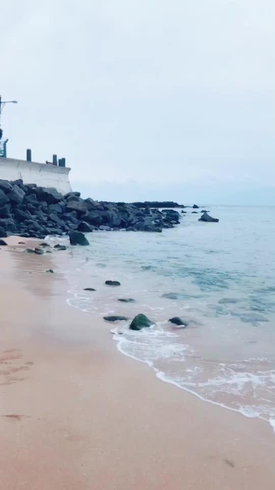 韩国~济州岛海边