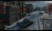 坦克世界9.12拎大侠解说 50B 没事别得瑟 扣啥字啊