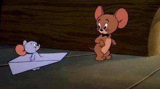 《猫和老鼠》杰瑞比猫咪聪明