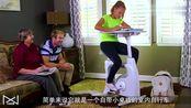 边玩电脑边跑步? 锻炼同时也不忘工作, 极具创意的智能健身器材