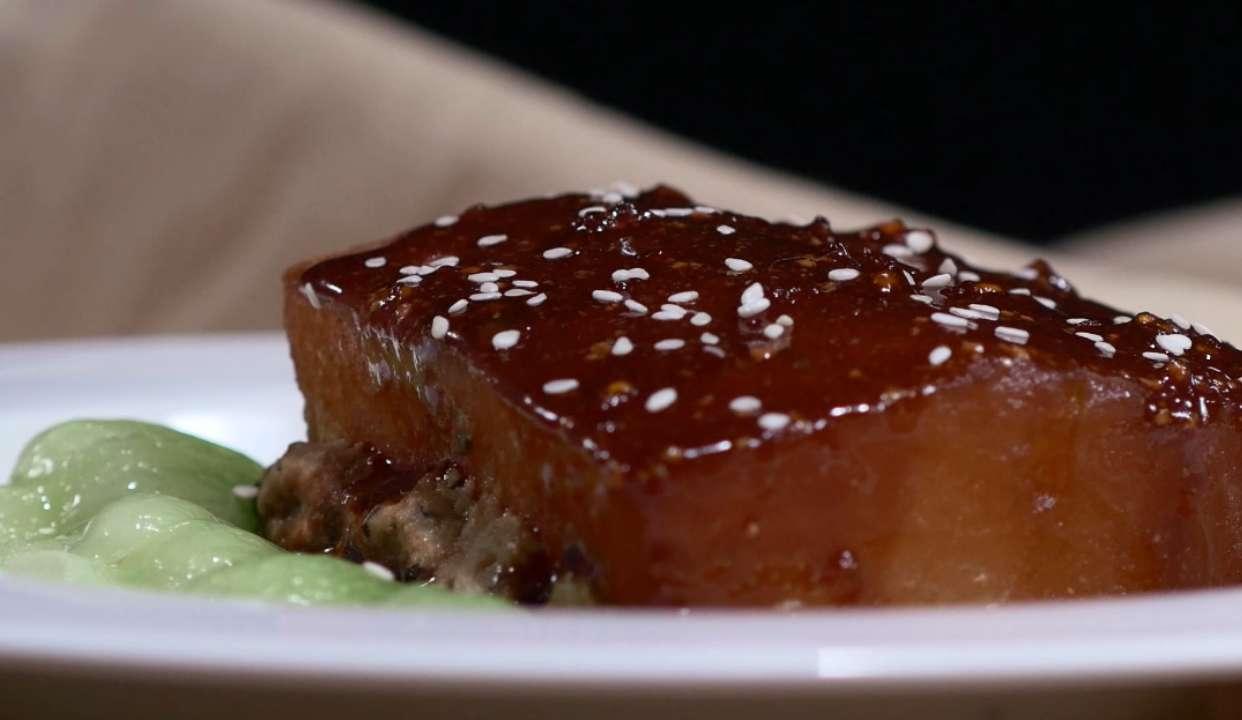 冬坡肉不是东坡肉,东坡肉里没有肉