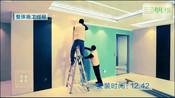 全屋整装安装过程参考明雅集成墙板全屋整装产品