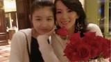 汪峰为小苹果庆生,希望她像章子怡般优秀!女儿近照模样太像前妻葛荟婕!