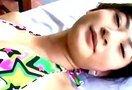 三井麻由 Mayu Mitsui 06_massage