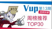 Top30推荐,虚拟的可能性 ——「Vup中文TOP周榜」11月周刊Vol.5(2019年)