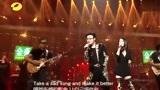 《歌手2018》总决赛:汪峰、谭维维《hey Judy》!