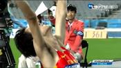男子跳高决赛 张国伟摘得银牌