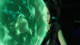 《风语咒》,神秘女子与瞎子开打,一口吃了铊锣
