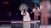上海维密秀正式版播出 奚梦瑶摔跤后下台痛哭-现场眼-我在现场live