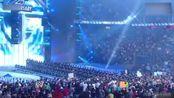 最有排面的出场仪式!WWE塞纳霸气出场   全场观众嗨翻天