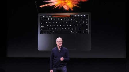苹果发布新MacBook Pro 罗永浩大赞小米MIX 资讯每日评1028
