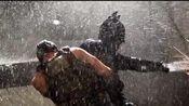 最惨烈的决斗,蝙蝠侠被打断脊椎,断背山之战拍摄花絮