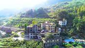 贵州一家四兄弟赚钱盖房同居一片山,从房子看出实力和关系不一般