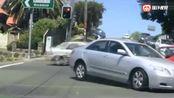 傻缺司机事故合集,远离傻缺