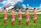 广场舞《草原情哥哥》,乌兰图雅演唱,简单欢快32步附分解