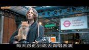 5分钟看完2016因为猫改变人生的电影《流浪猫鲍勃》