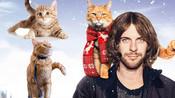 五分钟看完《流浪猫鲍勃》猫主子拯救流浪汉一生的故事