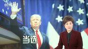 美国当选总统唐纳德·特朗普