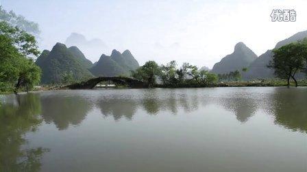 美丽中国桂林山水会仙春早(修改完整版)