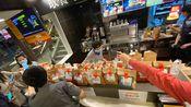 麦当劳会员日:排队一小时花47元买的快餐——穷人的烦恼#bilibili新星计划#