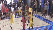 NBA双星激战德鲁联赛 特雷-杨30分准三双哈雷尔狂砍46分