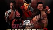 【稀有经典】XWA 46:Please Don't Die 2 飯伏幸太 & 伊橋剛太 vs Cara Noir & Jimmy Havoc 极限规则赛