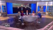 Patrick Stewart on Cementing Hands and Feet in Hollywood - The View