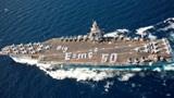075型两栖攻击舰下水,两栖战能力大提升,战略能力实现大跨越