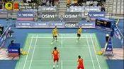 2013韩国羽毛球公开赛混双决赛视频回放录像
