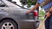 汽车凹陷修复的方法多种多样,你觉得哪一种最实用?