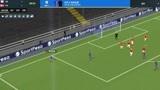 足球经理fm2018,法国vs丹麦1-1打平世界杯模拟赛,吉鲁助格里兹曼