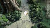 美食的俘虏:壁企鹅独自走进森林,滚下坡后意外找到了寿喜甘蔗!
