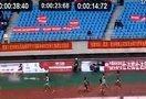 2011全国田径锦标赛 李志珑获得400米栏冠军49秒47www.80ev.com