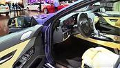 难得一见 纽约车展亮相BMW Alpina B6