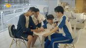 《奋斗吧少年》严智明对海广的队员进行了调查