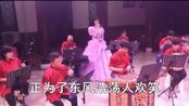 《我为共产主义把青春贡献》 舒夕琼 演唱