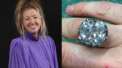 """【英国】女子花88元买了枚""""玻璃戒指"""" 竟是价值650万钻戒"""