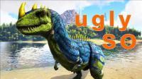 《方舟生存进化》难以置信, 还有这么丑的恐龙