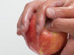 美食台|5种方法洗水果