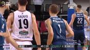 立陶宛篮球联赛,12月7日,普列奈80-74战胜特彻哈萨斯,全场集锦