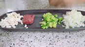 适合8个月宝宝的营养辅食牛肉西兰花粥,为宝宝补充铁质维生素!