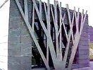 山西太原汾河景区不锈钢雕塑 大型广场雕塑 13971418979 武汉韵城雕塑厂 铜雕塑 市标雕