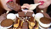 【kim&liz】焦糖冰淇淋棒、巧克力、摩奇冰淇淋、Eclair、馅饼、Kim&Liz(2019年9月6日22时46分)