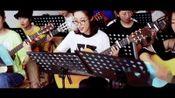 阳光吉他同学拍摄2019暑假班11天练习《你的酒馆打了烊》